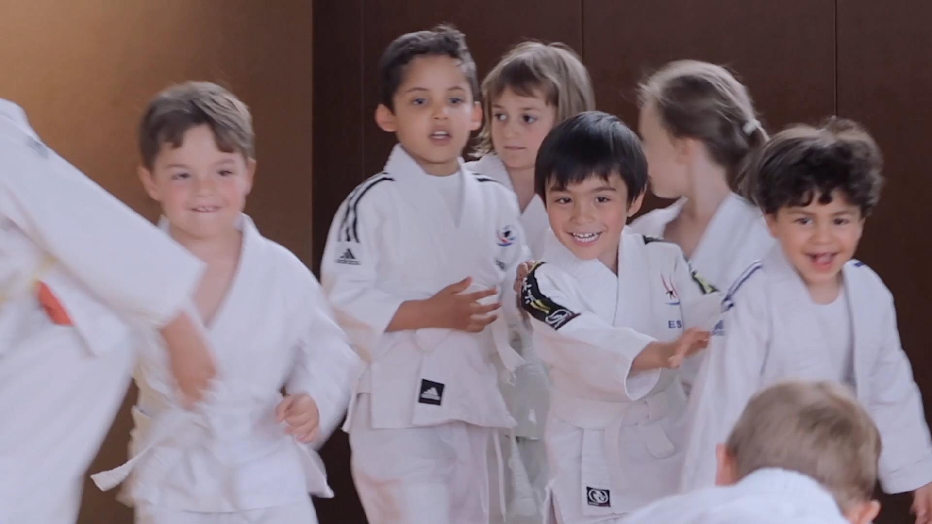Baby Judo & Eveil Judo